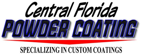 custom powder coating orlando central florida powder