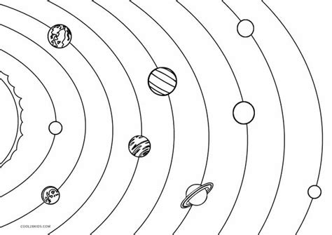 solar system coloring page printable solar system coloring pages for cool2bkids