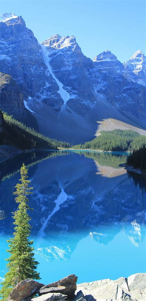 Banff National Park Is One Of The Most Beautiful Places To