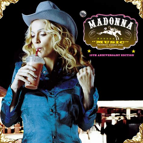 Lp stands for long play. Madonna FanMade Covers: Music - 15th Anniversary Edition