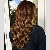 Dark Brown Hair With Caramel Highlights   736 x 881 jpeg 105kB