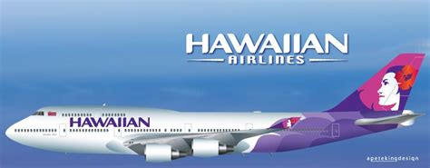 Hawaiian Airlines - Boeing 747-400 what if?? | All Things ...