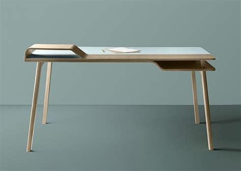 bureau bois design contemporain bureau en bois design belharra treku