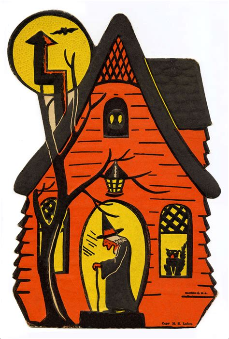witchs house clipart   cliparts  images