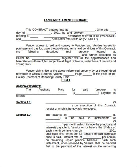 installment payment agreement template shatterlioninfo