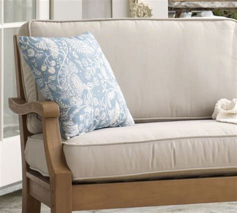 hampstead outdoor furniture cushions pottery barn