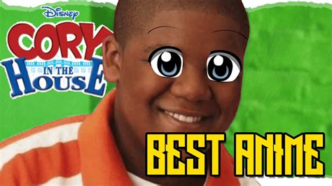 Anime Cory In The House Cory In The House Is Best Anime Ever Youtube