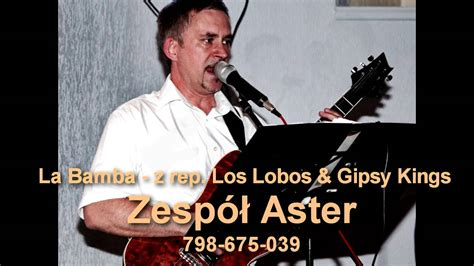 La Bamba (z Rep. Los Lobos & Gipsy