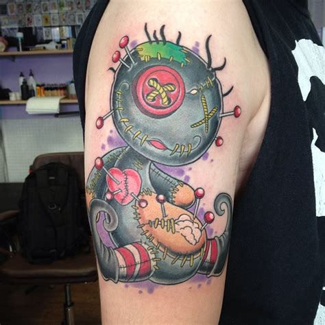 voodoo tattoos designs ideas  meaning tattoos