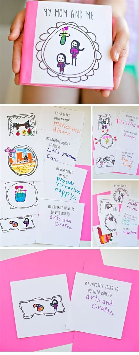 diy mothers day gift handprint poem gifts