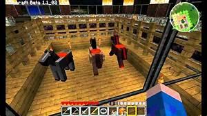Minecraft Mo U0026 39  Creatures - Horse Breeding Tutorial