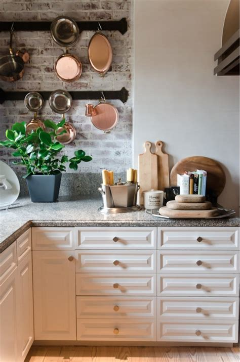 white brick kitchen backsplash brick backsplashes rustic and of charm 1257