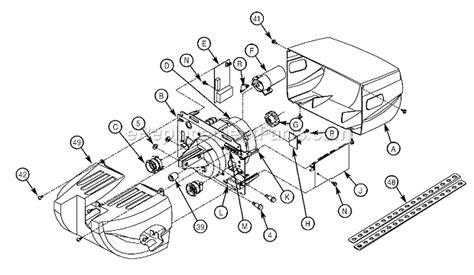Genie Parts List Diagram Ereplacementparts