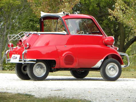 1957 Bmw Isetta 300 Cabriolet For Sale #68020