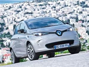 Renault Zoe Autonomie : la renault zo passe 400 km d 39 autonomie challenges ~ Medecine-chirurgie-esthetiques.com Avis de Voitures
