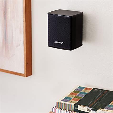 bose surround speaker bose virtually invisible 300 wireless surround speakers pair black