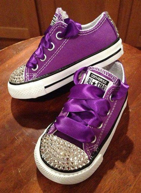 purple shoes ideas  pinterest purple tennis