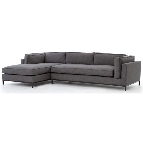 chaise atelier four atelier grammercy 2 pc sectional left arm