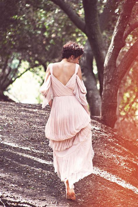 peoples untraditional wedding inspiration fashion