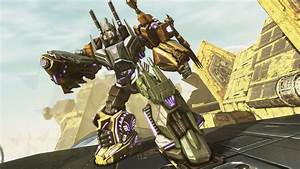 Transformers: Fall of Cybertron - Bruticus Spotlight ...