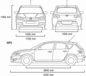 Dimension Mazda 3 : mazda 3 gas tank size ~ Maxctalentgroup.com Avis de Voitures