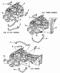 2012 Dodge Journey 24l Serpentine Belt Diagram