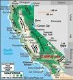 Geography of California - World Atlas