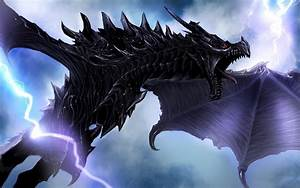 Lightning Dragon HD Wallpapers - New HD Wallpapers