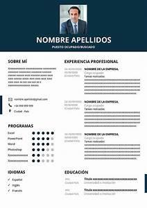 Ejemplo De Curr U00edculum Administrativo