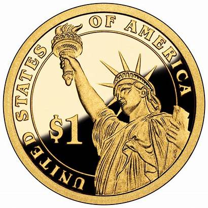 Dollar Coin Presidential States United Coins Presidents