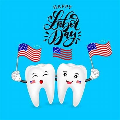 Dental July Dentist 4th Tooth Happy Labor