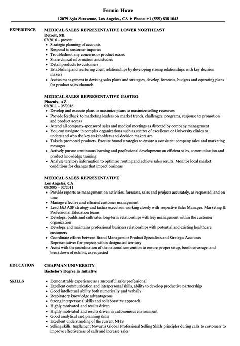 Sales Representative Resume by Sales Rep Resume Oscarsfurniture Home