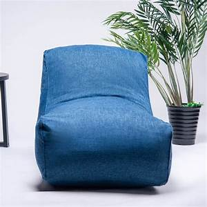 Clearance, Big, Bean, Bag, Chair, For, Adults, Ultra, Soft, Memory, Foam, Lounger, With, Soft, Fiber, Cover