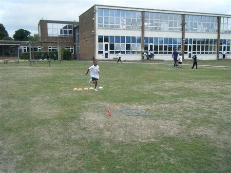 Dormers Community Centre by Dormers Well Junior School Met Track