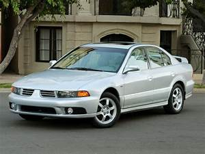 2003 Mitsubishi Galant Pictures