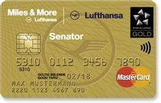 Gutschrift Auf Kreditkarte : lufthansa miles and more kreditkarten bersicht vergleich test zka ~ Orissabook.com Haus und Dekorationen