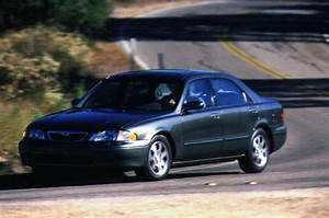 Mazda 626 2003 User Manual Documentation