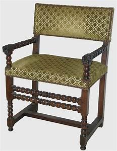 Chaise Louis Xiii : chaise bras louis xiii epoque xviie si cle ~ Melissatoandfro.com Idées de Décoration