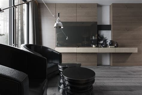 Three Luxurious Apartments With Modern Interiors by Three Luxurious Apartments With Modern Interiors An