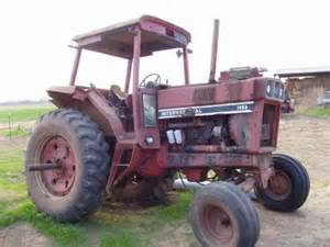 International Harvester Tractor Parts