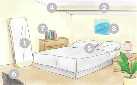 feng shui   bedroom layouts sidetables homes