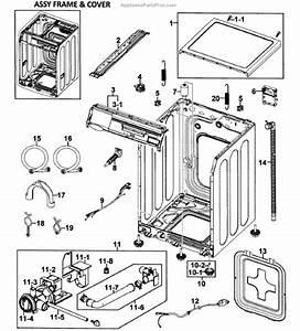 Samsung Dc96-01414a Drain Pump
