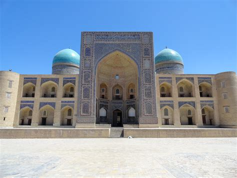 mir  arab madrasa public building  uzbekistan thousand wonders