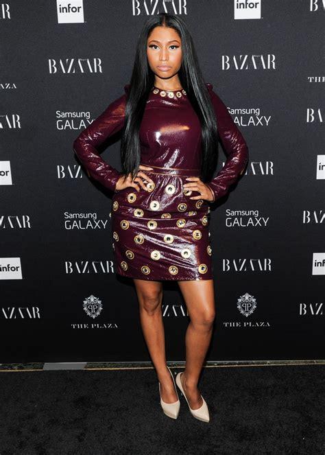 Nicki Minaj - Harper's BAZAAR Celebrates Icons By Carine ...