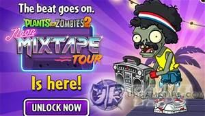 Plants vs Zombies 2 Neon Mixtape Tour Quick Walkthrough