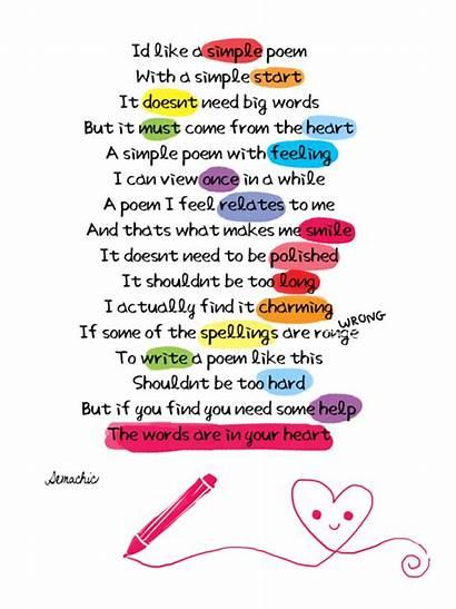 Poems Simple Deviantart Demachic Poem Sonnet Easy