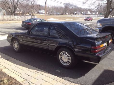86 Ford Mustang Gt For Sale Photos, Technical
