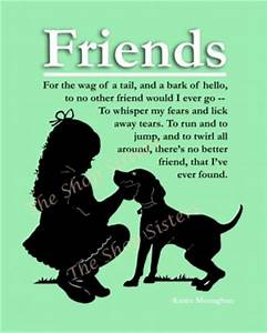 Poems And Quotes About Dogs. QuotesGram