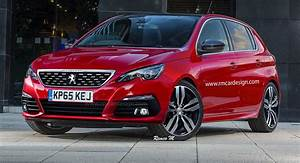 Peugeot 308 2017 : 2017 peugeot 308 39 s facelift could be as subtle as this ~ Gottalentnigeria.com Avis de Voitures