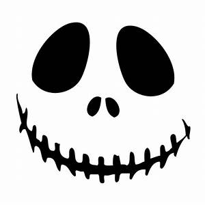 jack skellington face template wwwimgkidcom the With jack skellington face template